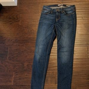 Guess power skinny-low rise size 27 jeans